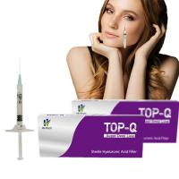 China TOP-Q super deep line 1ML pure hyaluronic acid gel for shaping facial contours on sale