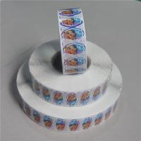 Wholesale Durable Special Business Sticker Roll Printing For Automatic Labeling Machine from china suppliers