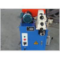 High Speed Edge Pipe Chamfering Machine Automatic Blade Driving High Safety