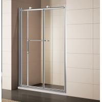 Wholesale hot sell aluminum framed sliding glass shower doors from china suppliers