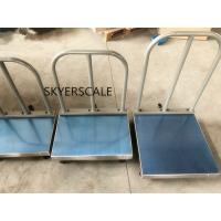 Wholesale Electronic Bench Weighing Scale Carbon Steel 300x400mm,400xx500mm,500x600mm 150kg,300kg,500kg for Weighing from china suppliers