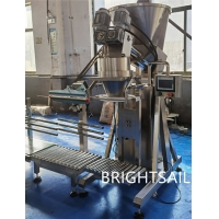 Buy cheap 4 Bags Per Minute 150L double screw Powder Packaging Machine 5KG 50 Kg Weight from wholesalers