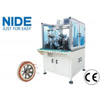 Buy cheap Electric Bike Wheel Motor Winding Machine , Automatic Coiling Machine High from wholesalers
