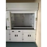 Wholesale PVC Board Window Laboratory Ventilation Hoods With 8 - 10mm Cabinet Door from china suppliers