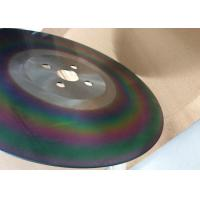 Wholesale DMo5 material industry colorful coating high speed circular saw blade from china suppliers