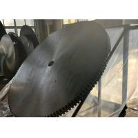 Wholesale 3600mm circular saw blade and steel core for double blade mining cutting machine from china suppliers