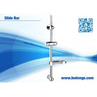 Wholesale Stainless Steel Shower Bar  Sliding , Height Adjustable Shower Bar from china suppliers
