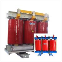 Wholesale Two Winding AN Air Cooled Transformer Low Noise 6.6 KV - 1000kVA Fireproof from china suppliers