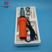 Wholesale Hand - Held Geomembrane Hot Air Welder Gun For Plastic Material , 2000W Power from china suppliers