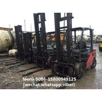 Wholesale Toyota 8FD30 Diesel Used Diesel Forklift Truck 1200mm Fork Length from china suppliers