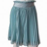 Wholesale Women's Pleating Skirt from china suppliers