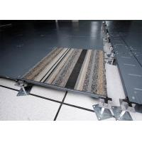 Wholesale All Steel OA Floor Cement Raised Floor System High Mechanic Strength 600 ×600 Mm from china suppliers