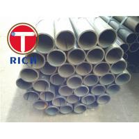 China Electric Resistance Carbon Steel Welded Pipe Astm A214 Standard In Round Shape on sale