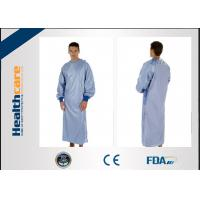 Wholesale Customized Disposable Surgical Gowns PP/SMS/SMMS Colorful Uniform With CE/ISO/FDA from china suppliers