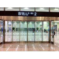 China Telescopic Automatic Sliding Doors/ Automatic Folding Sliding Doors for airports on sale