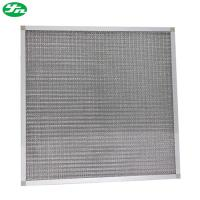 Wholesale Durable Pre Air Filter Aluminum Net High Temperature Resistance Primary Filter from china suppliers