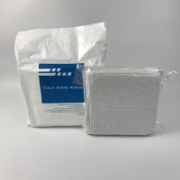 Buy cheap Lint Free Disposable Cleanroom ESD Wipes for Cleaning PCBs from wholesalers