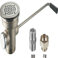 Wholesale OEM Brass WV-3170 Twist Handle Waste Valve from china suppliers