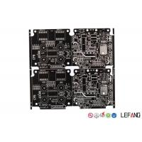 Buy cheap Black Solder PCB Circuit Board for Communication Module UL Approval from wholesalers