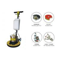 China Dual Speed hand push Wood Floor Sander home carpet cleaning machines on sale
