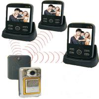 Wholesale 1V3 Wireless Peephole Video Intercom Door phone with hands free from china suppliers