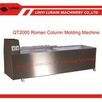 China Concrete fence making machine for concrete fence posts with roman column mould on sale