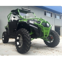 Buy cheap 400CC side by side 4*4 UTV/4-stroke 4 Valve Single-Cylinder Water-cooled from wholesalers