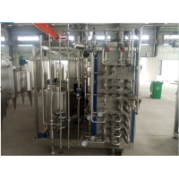 Wholesale 1000l/H Fresh Milk PLC Uht Pasteurization Equipment from china suppliers
