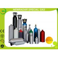Wholesale Electron Air Liquide Specialty Gases , Industrial CO And SF6 Gas Mixtures from china suppliers