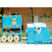 China High Efficiency  Rope Twisting Machine Cantilever Bunching Machine Stable Computer Control Pitch on sale