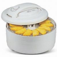China 5-tray Food Dehydrator with Adjustable Thermostat for Drying Different Foods at Proper Temperature on sale