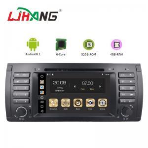 32 GB Bmw X5 E53 Dvd Player , Built - In 3G WIFI Car Stereo Dvd Player