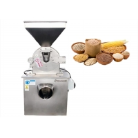 Wholesale Crystal White Brown Icing 800 Kg/H Sugar Grinding Mill from china suppliers