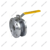 Wholesale Stainless steel clamp type ball valve with ISO5211 mounting pad from china suppliers