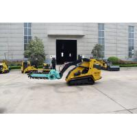 China ML550 crawler front hydraulic mini skid steer front telescopic roader with good price on sale