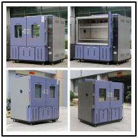 Buy cheap Climatic Walk In Environmental Chamber , Constant Temperature And Humidity Test from wholesalers