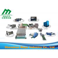 Buy cheap Quilt Material Automatic Wadding Machine Non - Glue Cotton Production Line from wholesalers