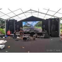 Wholesale SMD1921 P3.9 Outdoor Advertising LED Display For Festivals Concerts Events from china suppliers