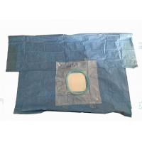 Wholesale C - Section Disposable Surgical Drape , Surgical Cesarean Drapes For Gynaecology Procedures Sterile from china suppliers