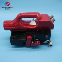 Wholesale Red Color Plastic Welding Machine Geomembrane Overlap Wedge Welder High Control Accuracy from china suppliers