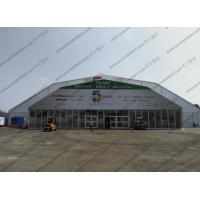 Buy cheap ABS Sidewalls Large Polygon Tent 30m Width from wholesalers