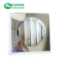 Wholesale Return Air Grilles Clean Room Ventilation Architectural Air Shutter With Pipe Connection from china suppliers