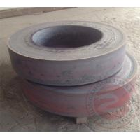 Wholesale DIN, ASTM, EN Hot rolling ring, steel flange, rolled flange, ring flange, flange forging from china suppliers