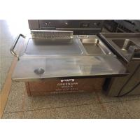 Wholesale Rectangle Stainless Steel Japanese Teppanyaki Grill With Thermostat Control from china suppliers