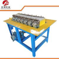 Wholesale Easy Operate Colour Coated Sheet Bending Machine For Interior / Exterior Wrapping from china suppliers