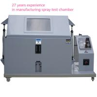 Buy cheap Bench Top Intelligent Auto Corrosion / Salt Spray Test Chamber Can Monitor KM-F from wholesalers