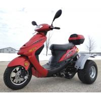 Wholesale Mountain Road 2.95 Hp 49cc Tri Wheel Motorcycle from china suppliers