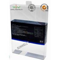 Wholesale PET Plastic Garment Sleepwear Packaging Boxes Glossy Finished Varnish Film from china suppliers