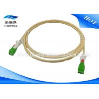 Wholesale Auto Shutter Fiber Optic Patch Cables Patch Cord Aerospace With LC Connectors from china suppliers