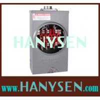 China Hanysen 600V- 20A ,100A ,125A ,200A -13J ,4J,5J,Square meter sockets on sale